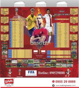 Lich Thi Dau World Cup 2018 - Lich Thi Dau Bong Da - 00