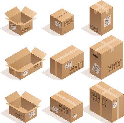 in thùng Carton giá rẻ tại In Đông Nam Á